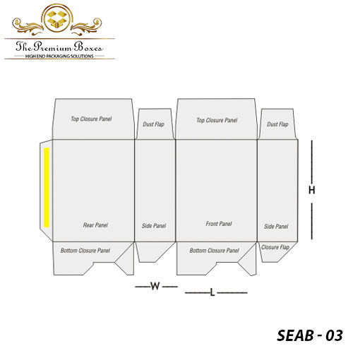 structural design of seal end auto bottom boxes