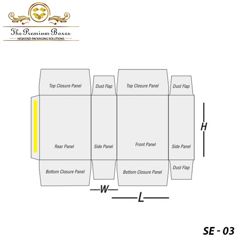 structural design of seal end boxes