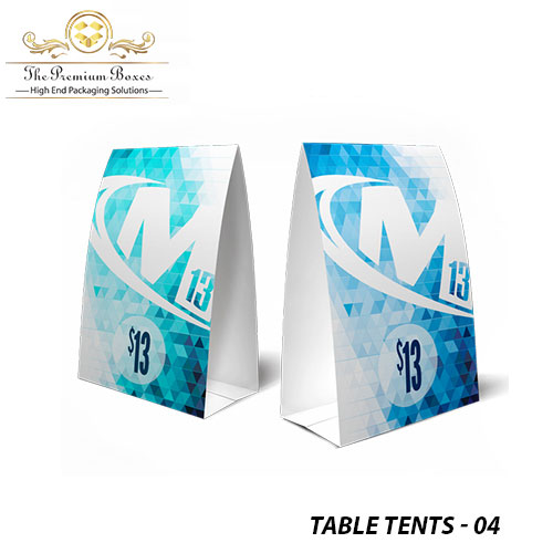 table tent printing service