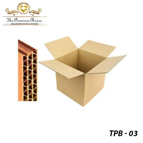 triple ply packaging boxes