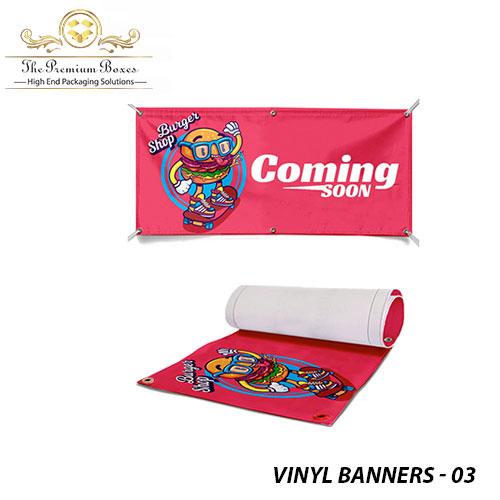 vinyl banner printing cheap