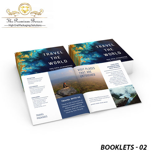 wholesale booklet printing