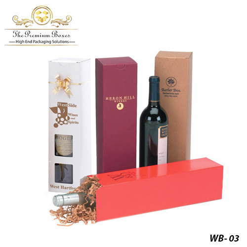 wine boxes cardboard